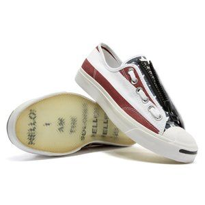 Converse x TheSoloist Jack Purcell Zip Low Top NWB